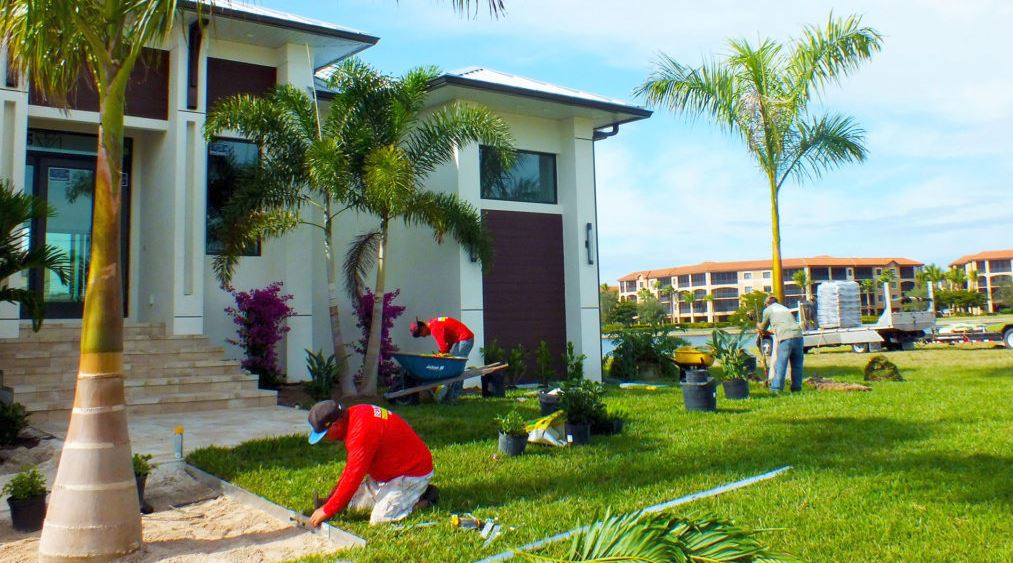 Landscape Design Services in Punta Gorda